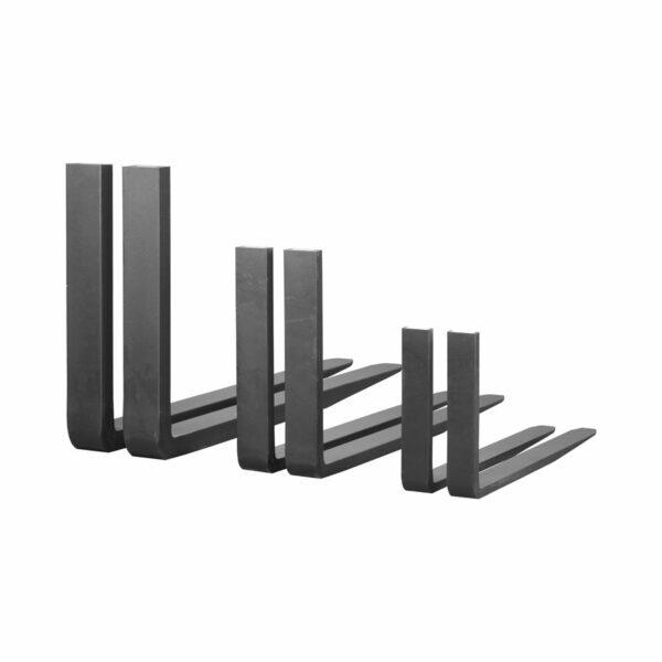Blank Forklift Forks Sizes 600x600 - Blank Forks