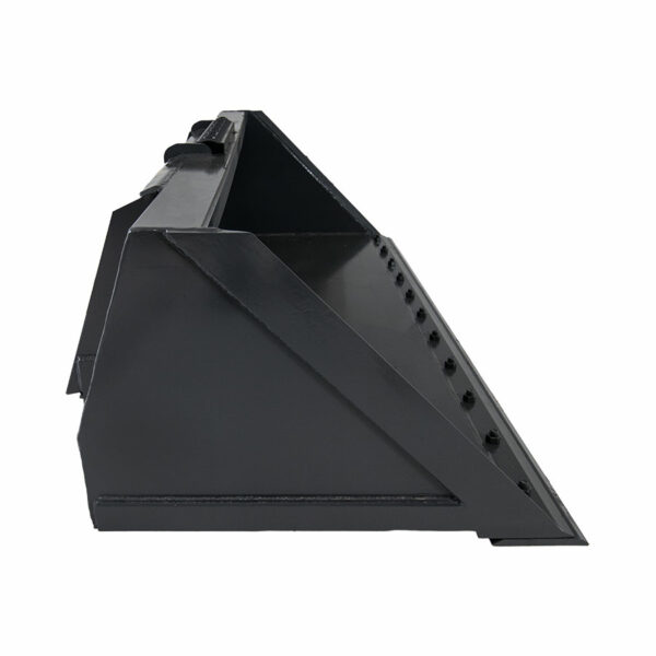 Skid Steer Bucket Side 600x600 - Skid Steer Buckets
