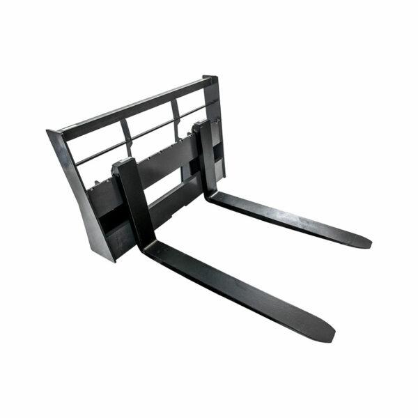 SuperMax Pallet Forks 600x600 - Skid Steer Pallet Forks