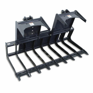 brush and root grapple open 300x300 - Heavy Duty Root Grapple