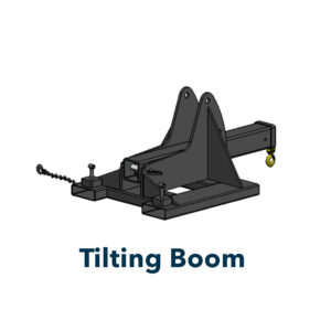 Tilting Boom SP 300x300 - Specialty Booms