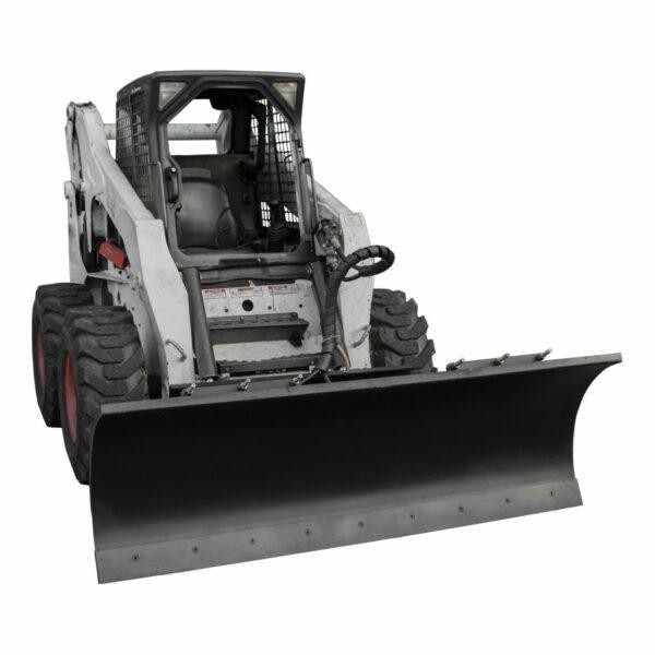 SnowBlade1 600x600 - Skid Steer Snow Plows